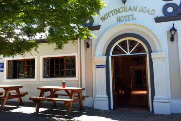 1/18 - Nottingham Road Hotel - Hotel Accommodation in Nottingham Road