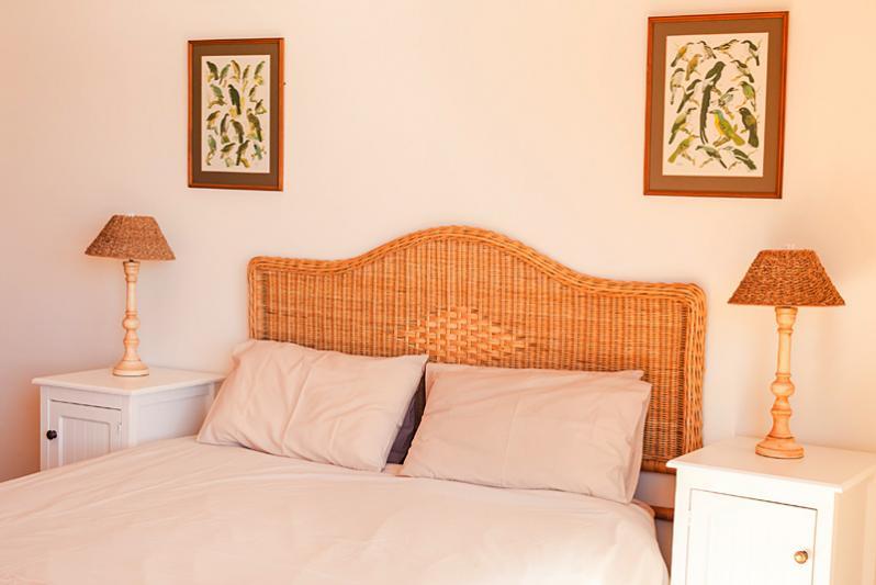 Beach Cottage Main Bedroom