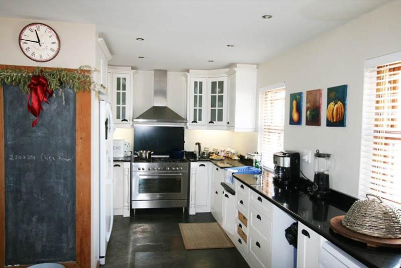 Spacious and open plan kitchen