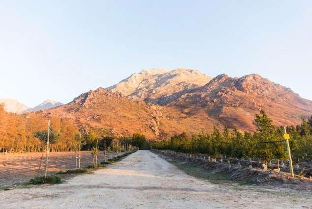 1/20 - Stunning mountains surround White Bridge Farm