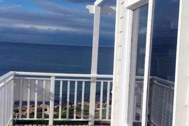 1/14 - Simon''s Town Lodge - Ocean Views