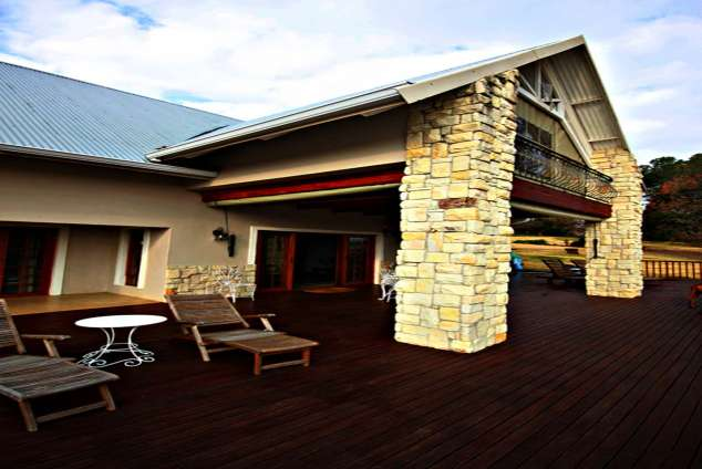 1/8 - Ambleside Cottage - Self Catering Cottage Accommodation in Winterton, Northern Drakensberg