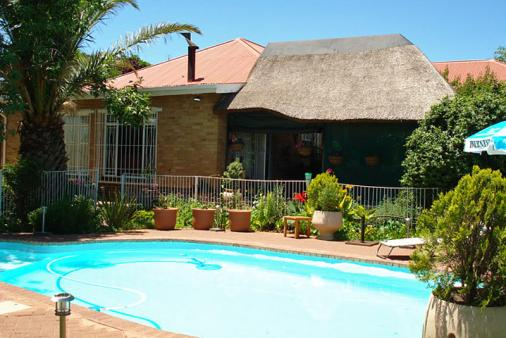 View of Dan Pienaar Guest House