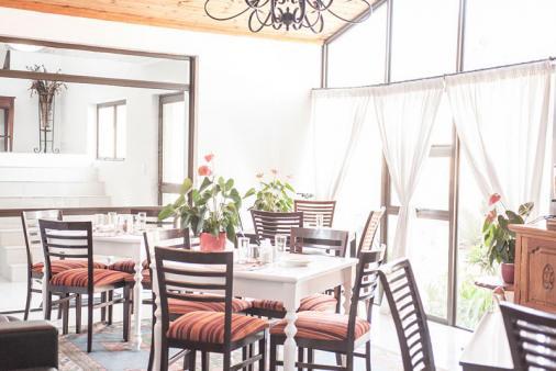 1/17 - Breakfast & Dinner Area