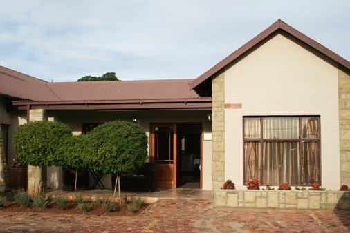 View of Oak Rest Guest House