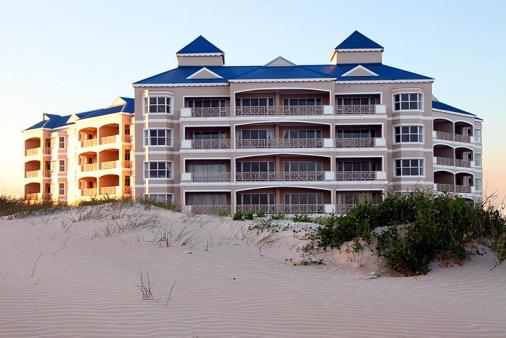 1/8 - Milkwood from beach - Self Catering Apartment Accommodation in Jeffreys Bay