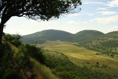 View of Deelfontein