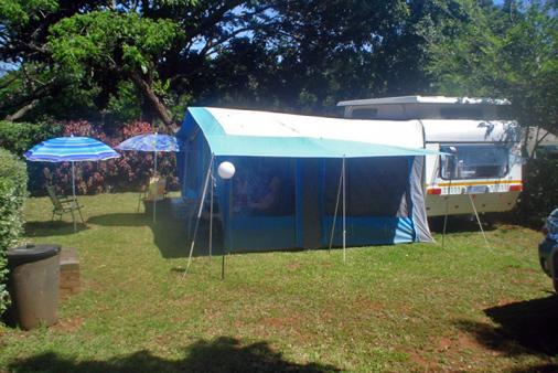 1/12 - Caravan Site - Holiday Resort Accommodation in Mtunzini