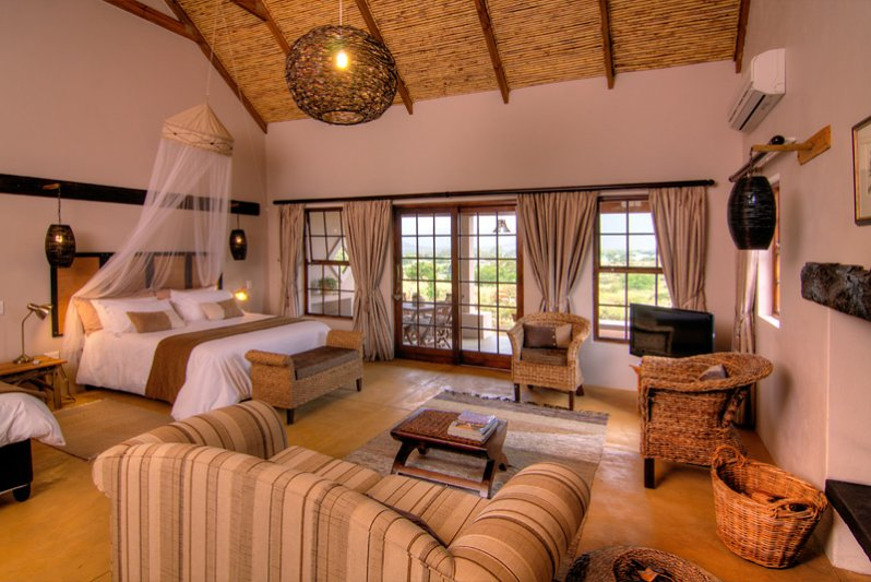 Ferox No 2 - Wheelchair friendly Karoo View Cottages