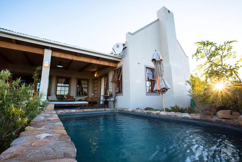 Private Pool Karoo View House