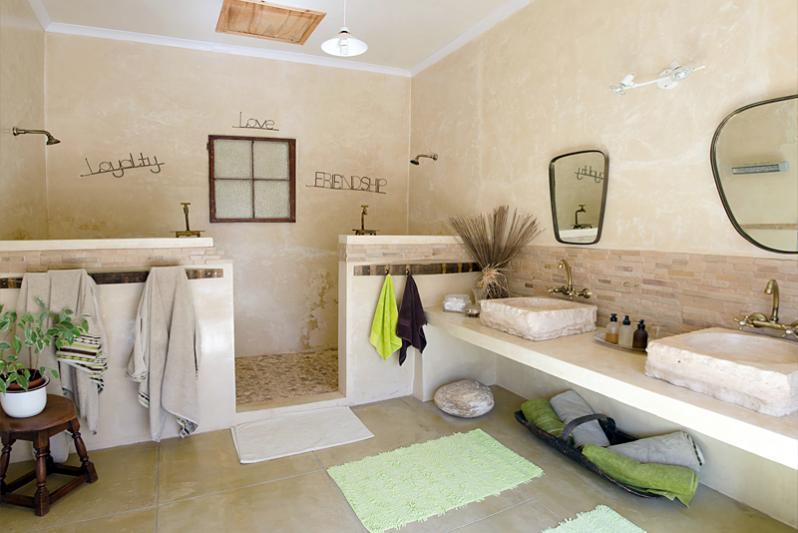 En-suite bathroom Bedroom No Karoo View House