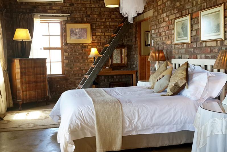 Bedroom No 2 Karoo View House