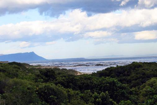 View of Tshayile