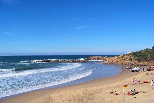 1/8 - Glenmore Beach