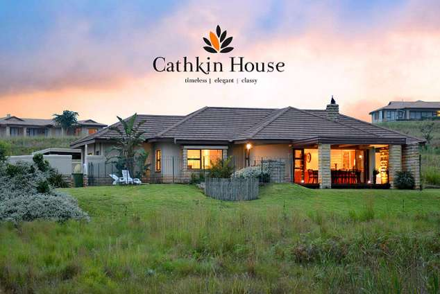 1/19 - Cathkin House - Self Catering House accommodation in Champagne Valley