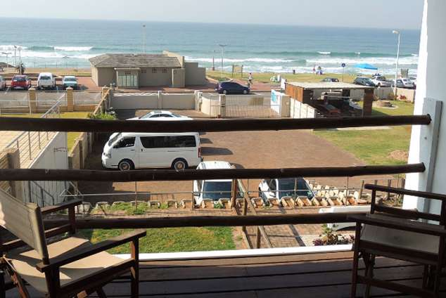 1/12 - View from (non smoking) Dining room balcony - BnB accommodation in Ansteys Beach
