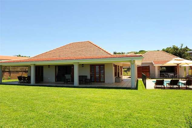 1/12 - Oyster Cottages - Self Catering Cottage Accommodation in Umhlanga Rocks
