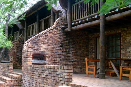 1/8 - The Complex - Self Catering Bush Lodge Accommodation in Marloth Park, Kruger Park Area