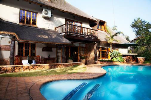 View of Kassaboera Lodge Hartbeespoortdam