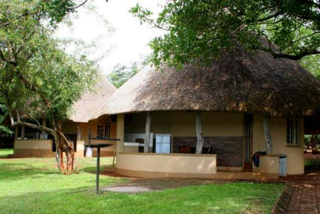 1/13 - Bungalow - Crocodile Bridge Rest Camp, Kruger National Park, Mpumalanga