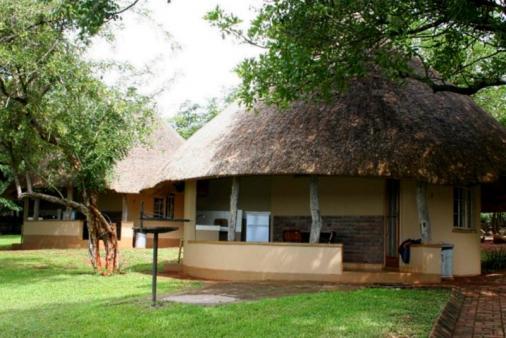 1/13 - Bungalow - Crocodile Bridge Rest Camp, Kruger National Park, Mpumalanga