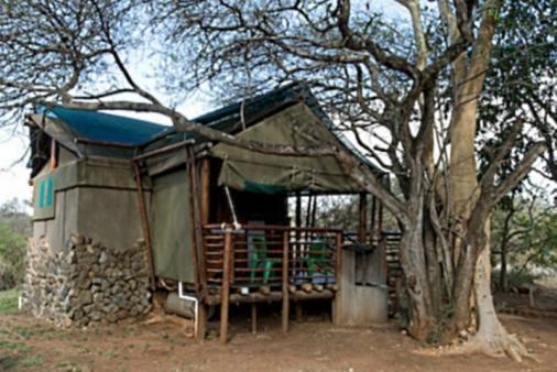 1/16 - Safari Tent - Lower Sabie Restcamp, Kruger National Park, Mpumalanga