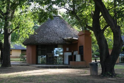1/24 - Skukuza Restcamp - Kruger National Park