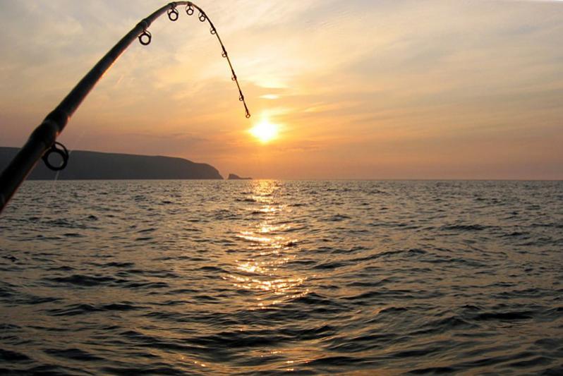 Fishing is very popular