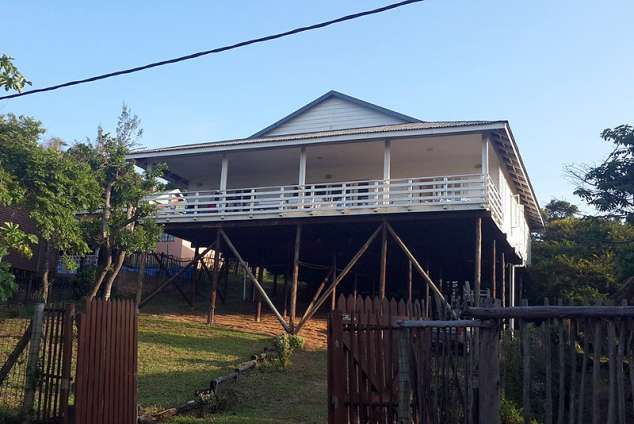 1/10 - Self Catering House Accommodation in Ponta Do Ouro, Mozambique