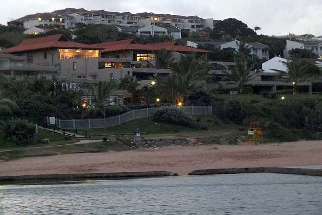 1/12 - MARICHEL from the beach - Self Catering Apartment Accommodation in Shakas Rock