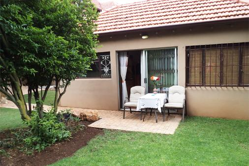 View of Parktown Guesthouse