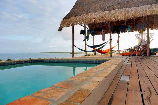 1/22 - Pool & deck view