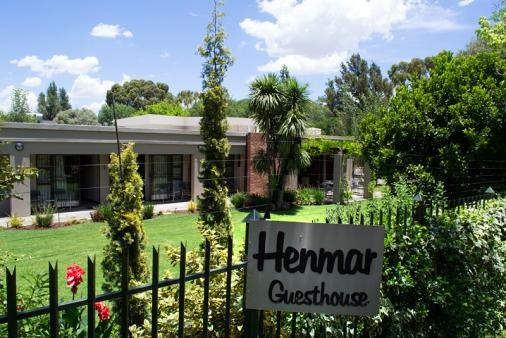 View of Henmar Guesthouse