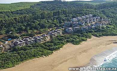 1/8 - Sovereign Sands 13 - Self Catering Accommodation in Blythedale Beach