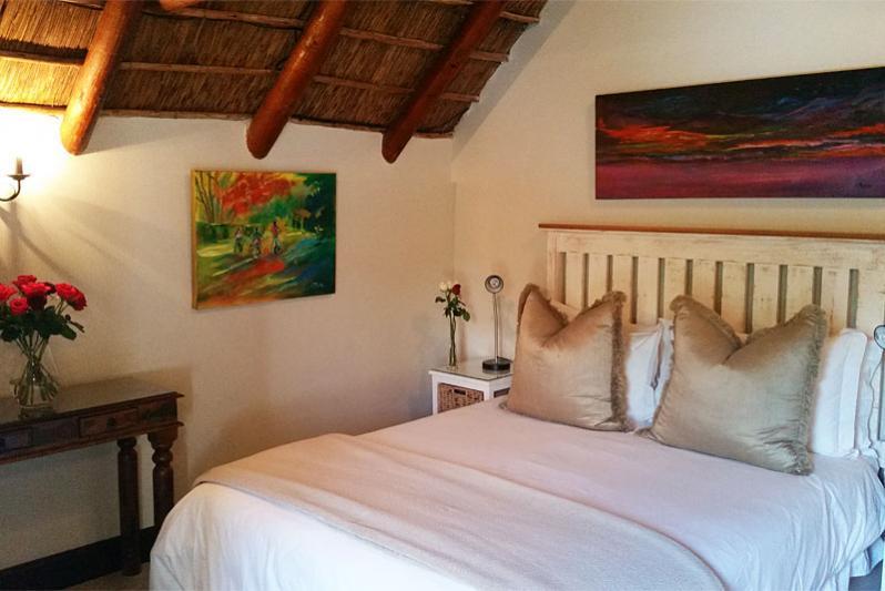 Pool Cottage - 2nd bedroom