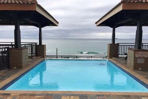 1/20 - Pool - Self Catering Apartment Accommodation in Westbrook Beach, North Coast