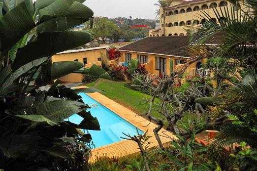 1/14 - View of unit 42 - Self Catering Accommodation in Winklespruit, South Coast