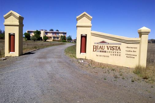 View of Beau Vista Country Lodge