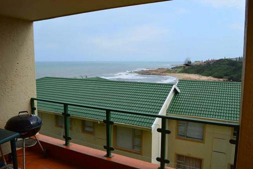 1/12 - Balcony View - Self Catering Apartment Accommodation in Ramsgate, South Coast