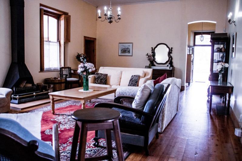 Homestead - Lounge