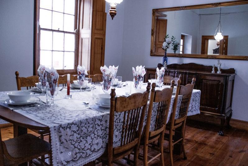 Homestead - Dining room