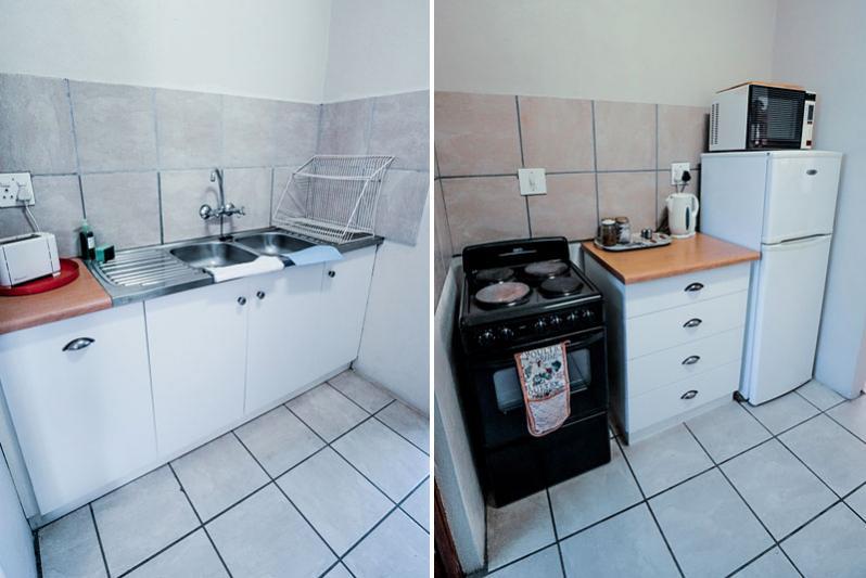 Cottage Annex - kitchenette