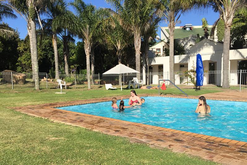 Castleton Pool Area