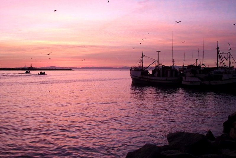 St Helena Bay Harbour Sunrise