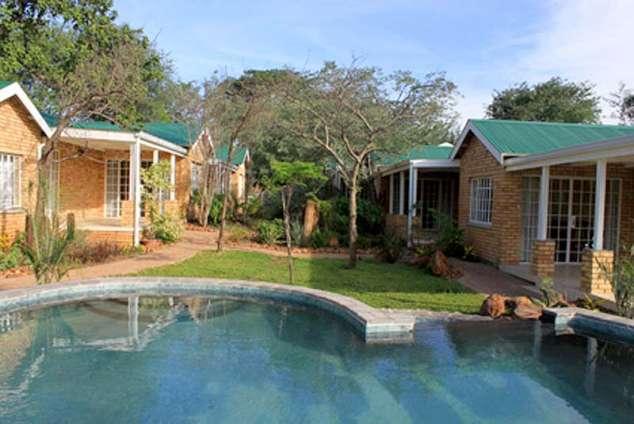 Chobe River Cottages Kasane Accommodation Kasane Self Catering - Chobe river