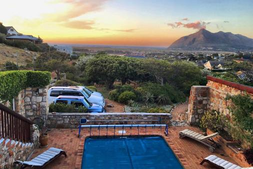 1/30 - View from the Breakfast Room towards Noordhoek beach and Chapman's Peak