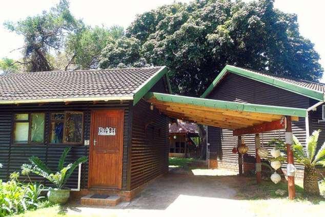 Lai La Log Cabins St Lucia Accommodation St Lucia Self