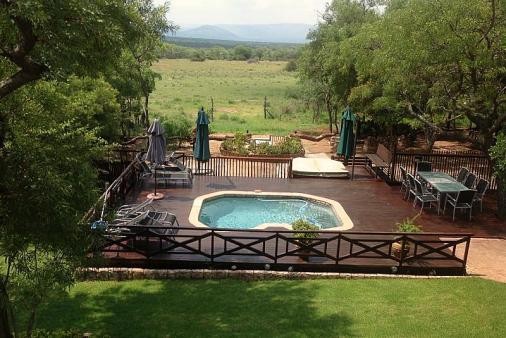 View of Waterberg Exclusive Retreat