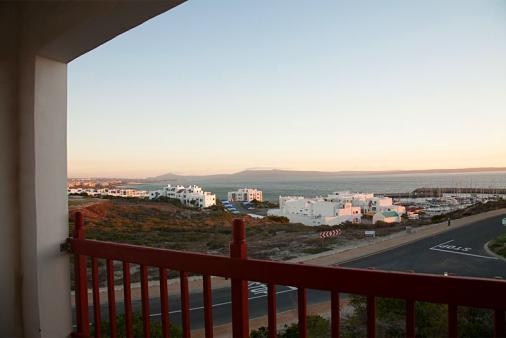 View of Mykonos Sunset Beach House