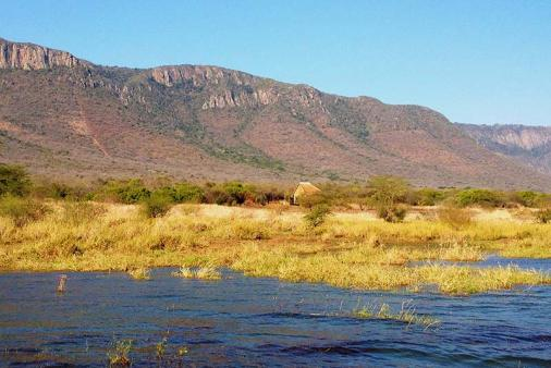 1/12 - Brown's Tented Camp - Tented Accommodation in Lavumisa, Swaziland